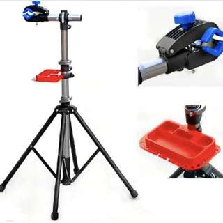 Brand New Bicycle Repair/Maintance Clamp Tripod Stand