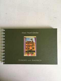 Nina's Travel and Sketches