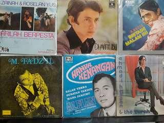 60s n 70s Malay Artiste EPs