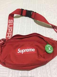 Supreme waist bag Auth!!!