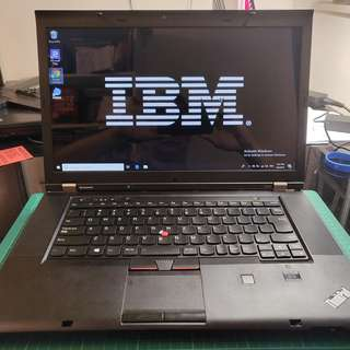 Lenovo T530 Thinkpad i5 4G RAM 120Gb SSD 90%new laptop
