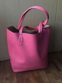 Bkk Pink Tote Bag