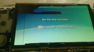 Psp 3000 screen