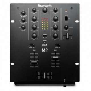 Numark M2 DJ Mixer, Brand New, Cheapest In Singapore