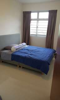 Clean and Nice Common Room For Rent at 376A Hougang Street 32