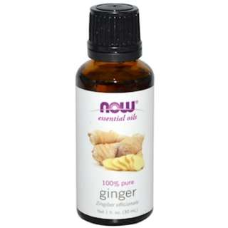 Now Foods, Ginger Essential Oils, 1 fl oz (30 ml)