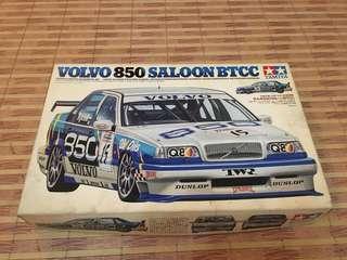 Tamiya Volvo model kit