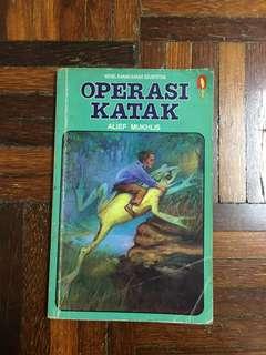 Operasi Katak