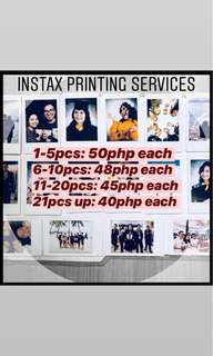 Instax Photo Printing Services by Instax Share SP-2