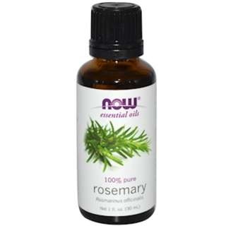Now Foods, Rosemary Essential Oils, 1 fl oz (30 ml) By