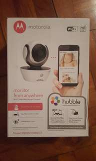 New Motorola baby monitor