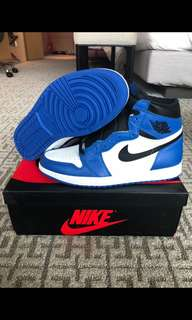 "Air Jordan 1 AJ1 ""Game Royals"""