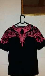 Marcelo burlon red wings