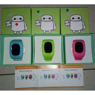 GPS WATCH FOR KIDS anti-lost tracking