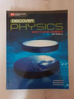Discover Physics GCE 'O' Level Science 4th Edition