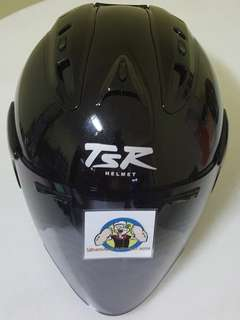 0906*** TSR Helmet For Sale 😁😁Thanks To All My Buyer Support 🐇🐇 Yamaha, Honda, Suzuki