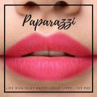 Lipz Diva Silky matte liquid lippy