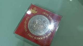 1983 Singapore 5dollar