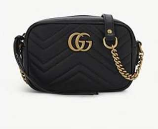 Gucci marmont body bag