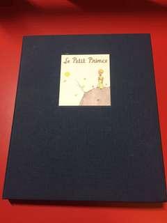 Le Petit Prince 👑 寶藍布面schedule book