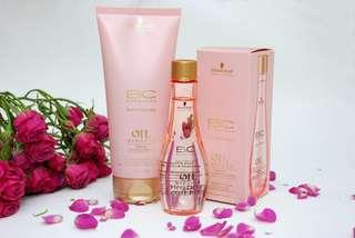 Schwarzkopf Oil Miracle Rose Hair Shampoo Treatment