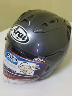0906*** TSR Helmet CONVERT ARAI  Helmet For Sale 😁😁Thanks To All My Buyer Support 🐇🐇 Yamaha, Honda, Suzuki