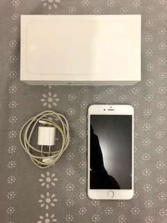 iPhone 6 Plus 128GB (Silver) Unlocked