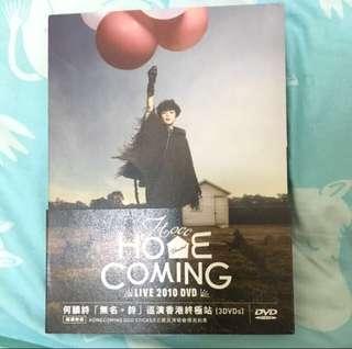 <99%新> Hocc 何韻詩 Homecoming DVD