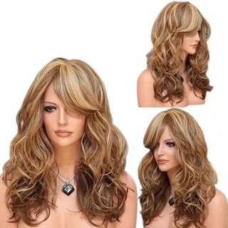 (PO) Fluffy Hair Wig..(Ai)