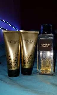 Victoria secret Angel Gold Body Mist/Body Wash & lotio