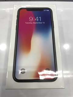 iphone x 256gb space gray