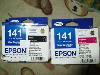 EPSON ME 320 ink cartridges