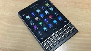 Blackberry Passport and BlackBerry Passport SE