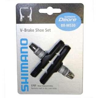 Shimano Brake Shoe Pad BR-M530