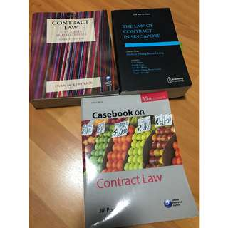 SMU LAW Y1 Textbook Essentials