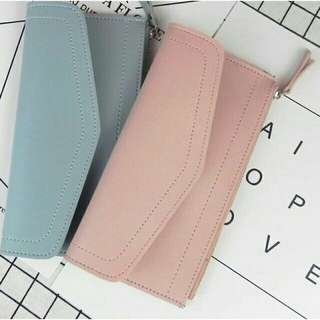 /Korean Leather Wallet
