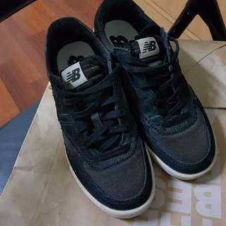 🚚 NB黑色復古鞋