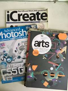 Illustration and Photoshop Magazine