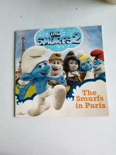 The Smurfs 2 - Thr Smurfs in Paris
