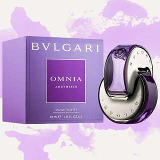 AUTHENTIC BVLGARI TESTER