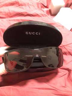 Gucci and Dior sunnies