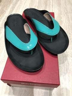 Authentic Ferragamo Flip Flops