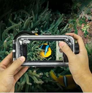 (141)Sea frogs iPhone 7 Plus/8 Plus Waterproof Case