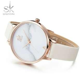 SK Quartz Female Watch