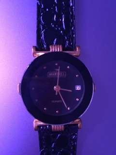 Martell branded quartz watch