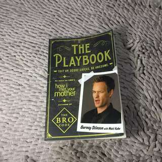 The Playbook HIMYM