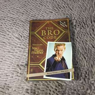 The BroCode HIMYM