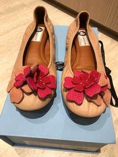 Authentic Lanvin Ballerina Flats