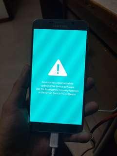N920G Smart switch error fix!!