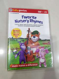 Baby Genius Favorite Nursery Rhymes
